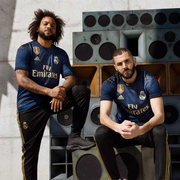 adidas Launch Real Madrid 1920 Home Shirt SoccerBible