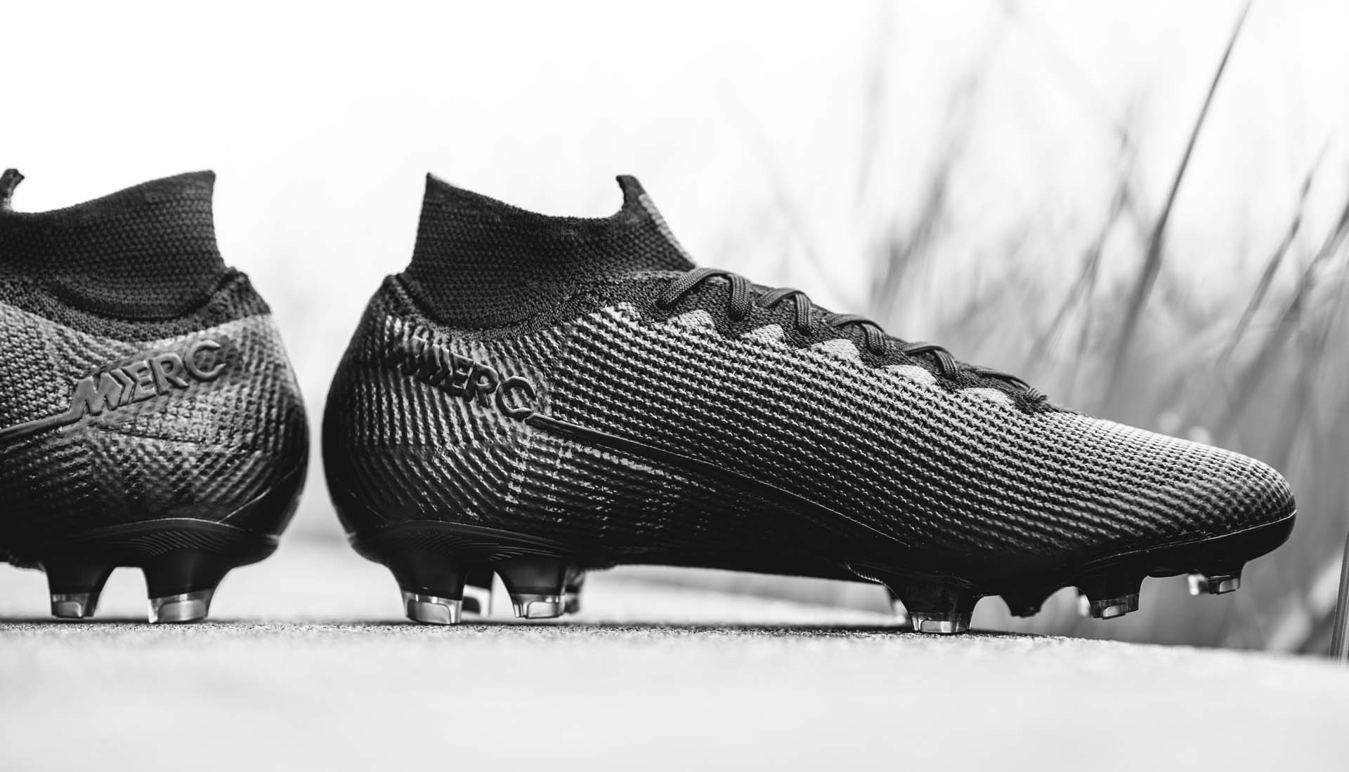 Botines Nike Mercurial Superfly Blancos Botines de Fútbol