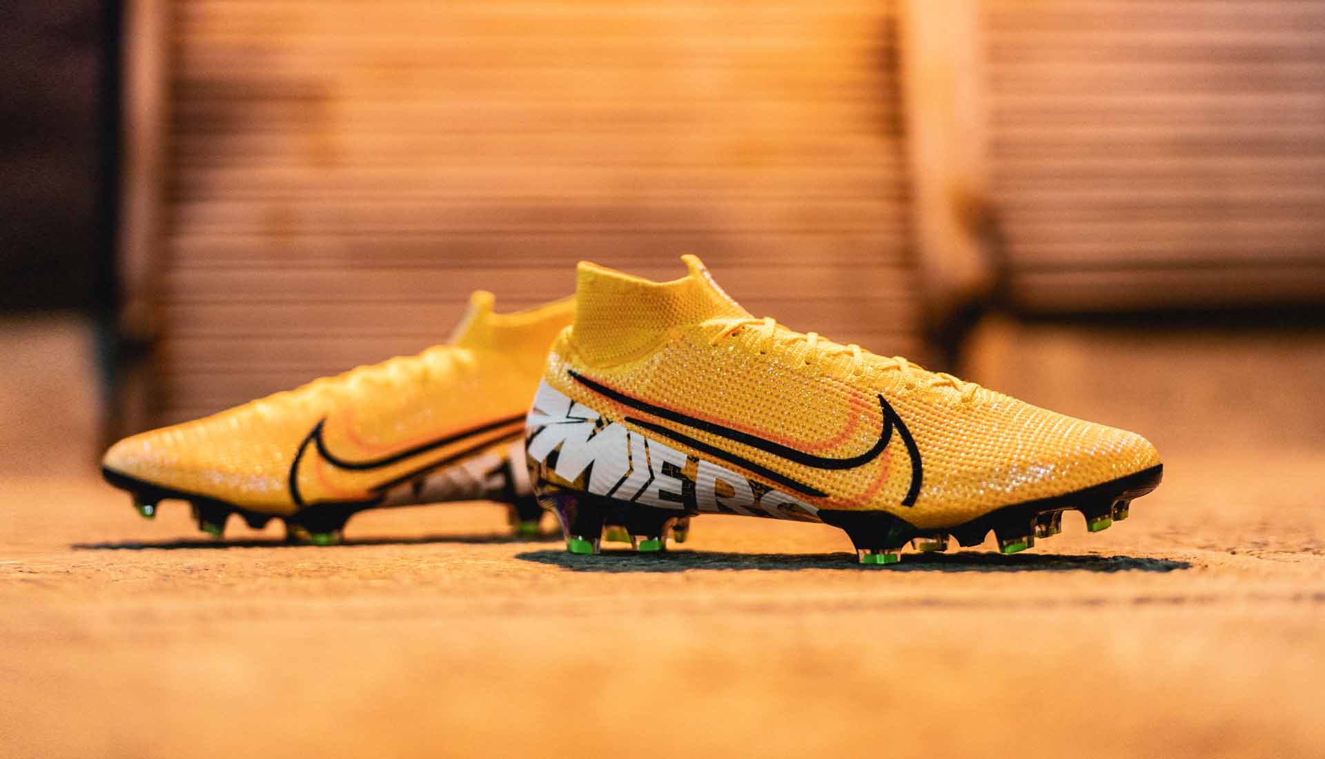Nike Launch Limited Edition Mercurial