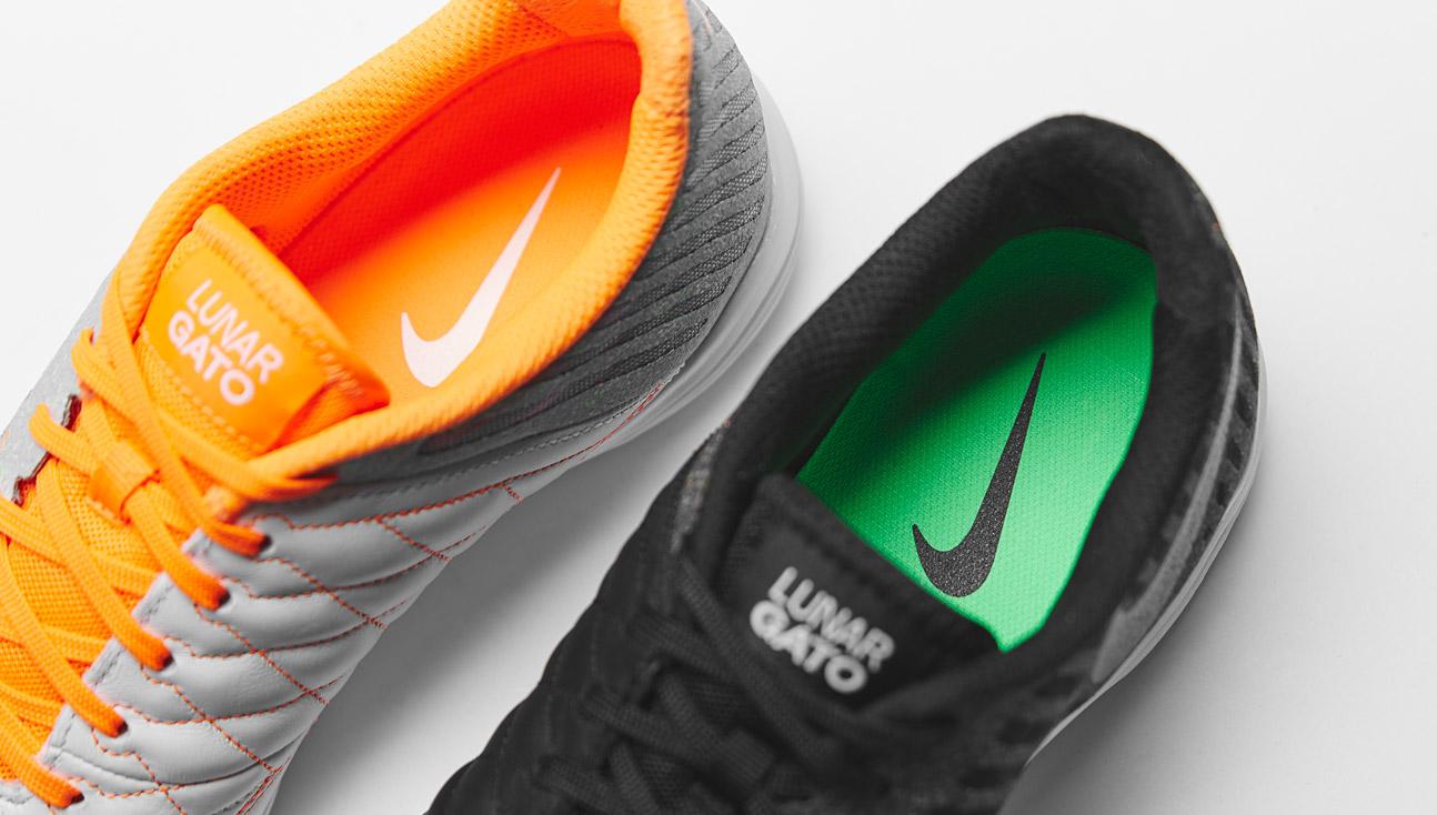 Nike Lunar Gato II Spring '15 Updates