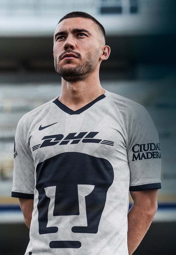 differently fea74 df0ba Nike Launch Pumas 2019/20 Home & Away Jerseys - SoccerBible