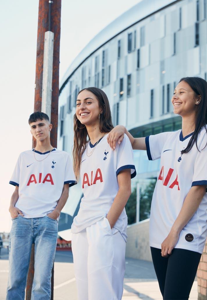 Nike Launch Spurs 2019 20 Home Away Shirts Soccerbible