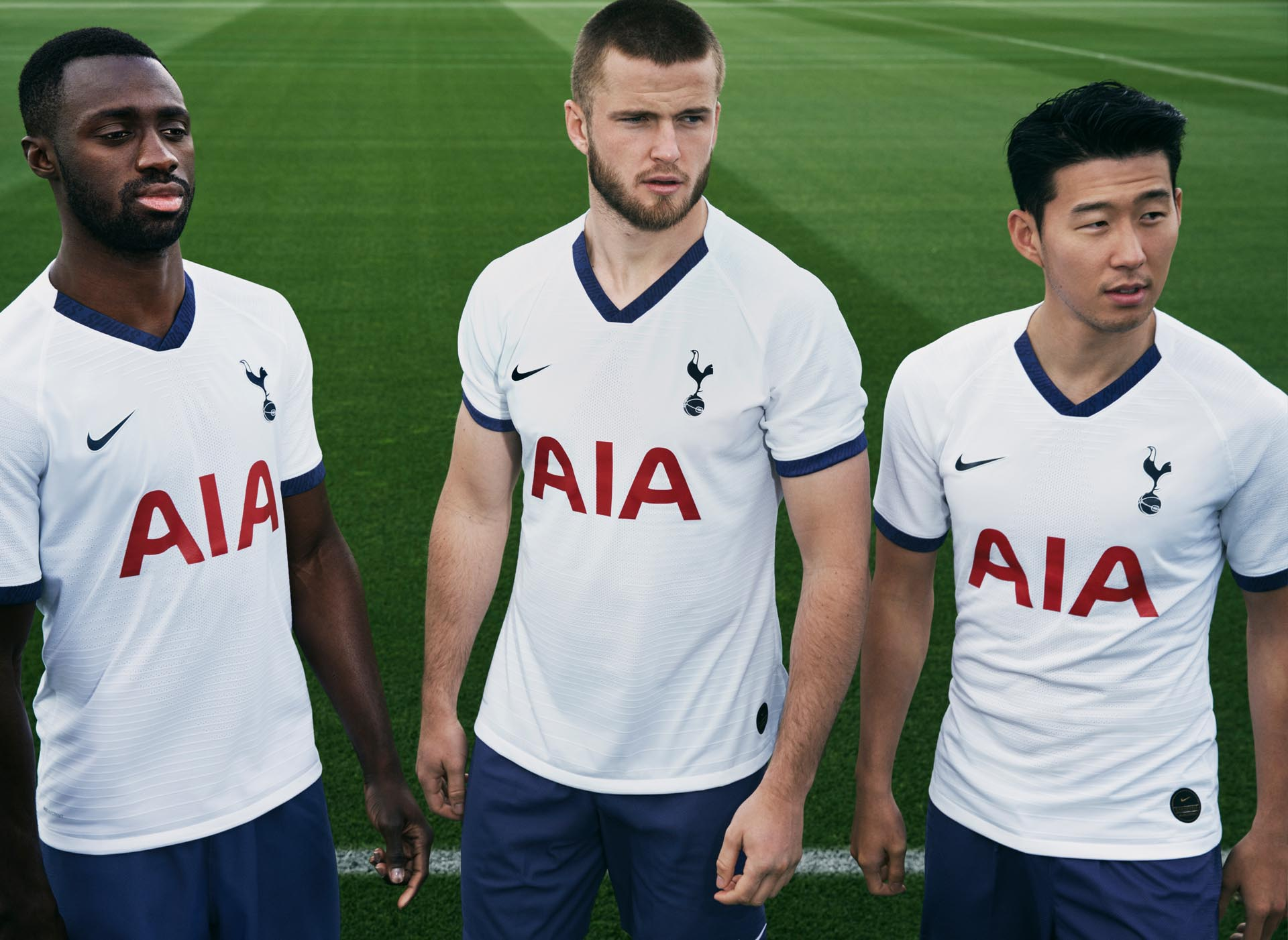 pretty nice f106f 2a569 Nike Launch Spurs 2019/20 Home & Away Shirts - SoccerBible