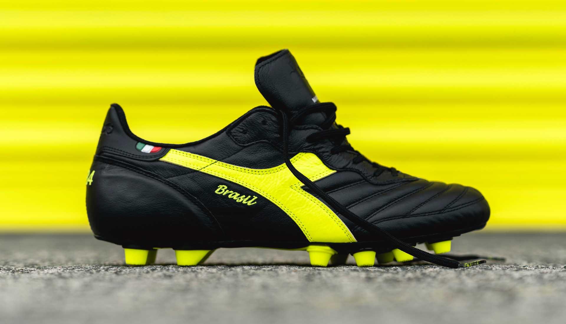 Brasil 'Made In Italy' K-Leather Pro