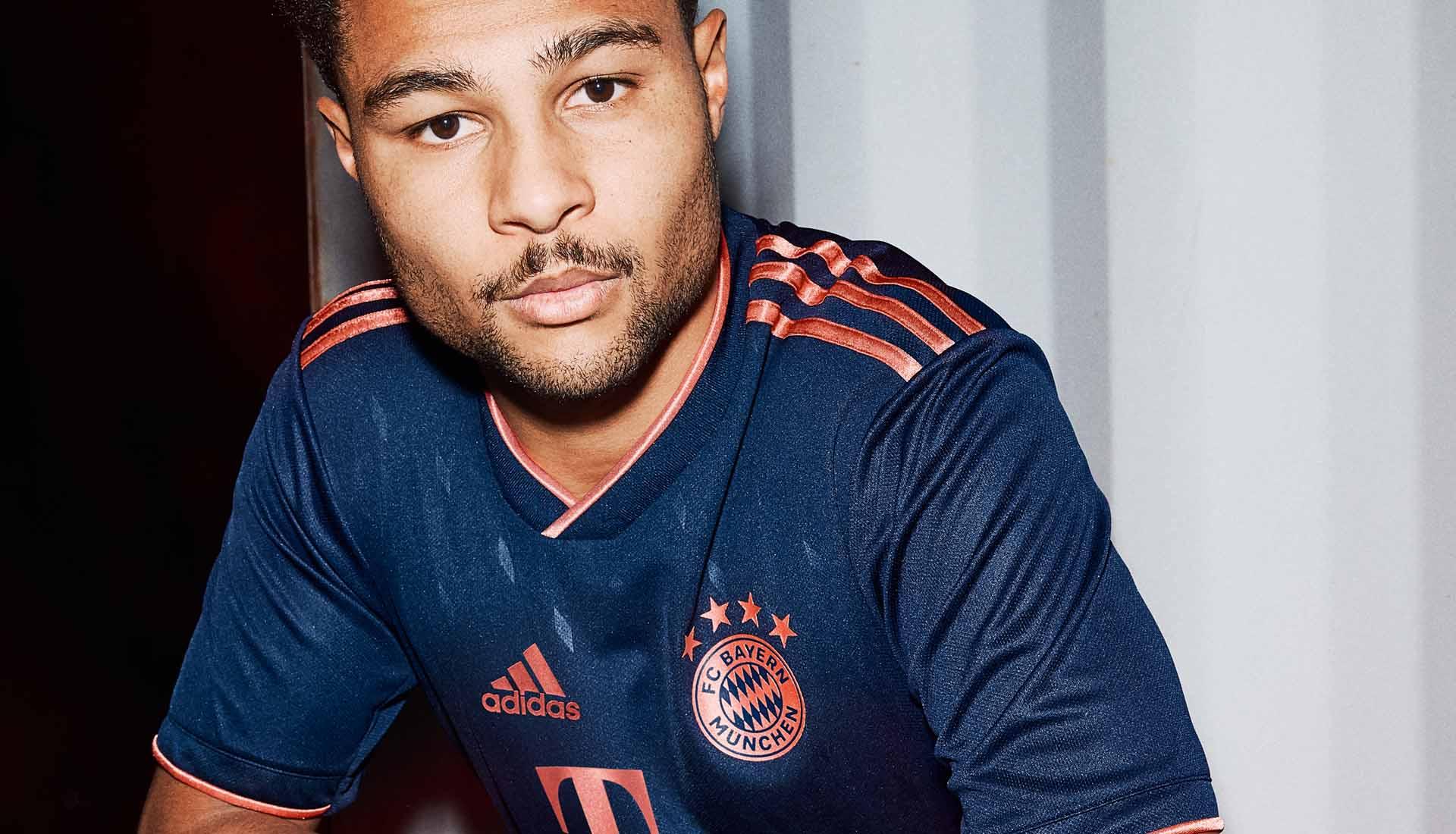 100% authentic f597d d74d7 adidas Launch Bayern Munich 2019/20 Third Shirt - SoccerBible