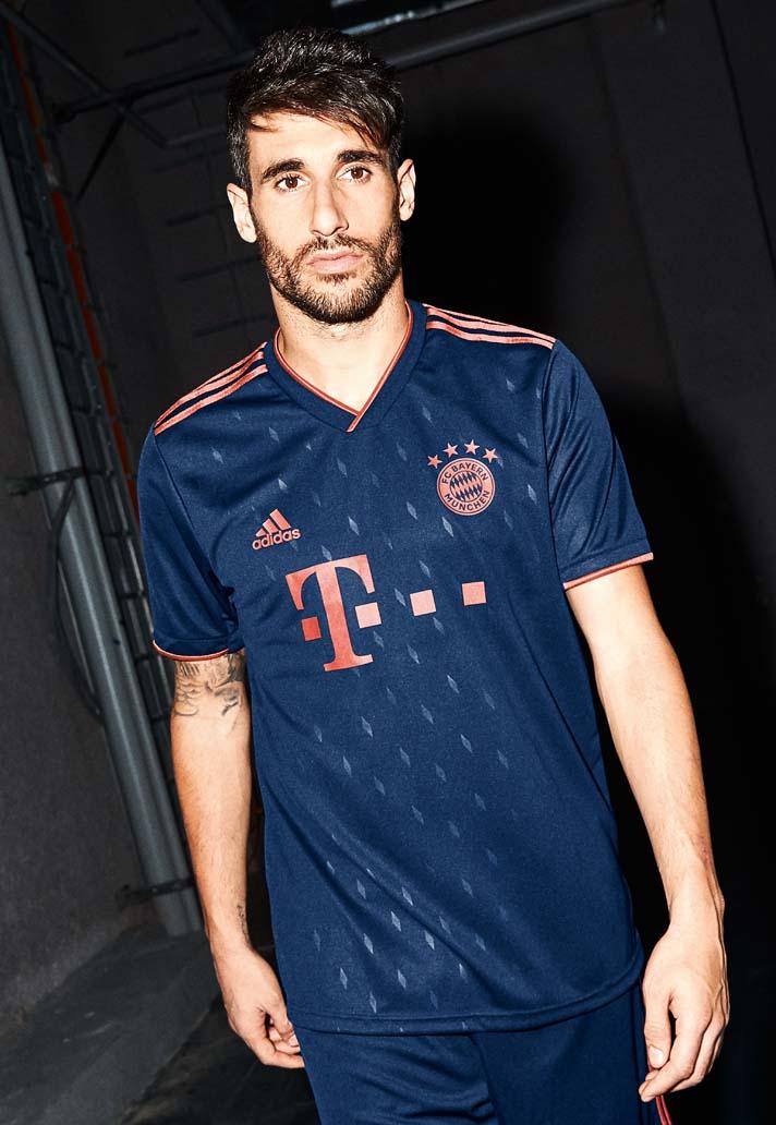 adidas Launch Bayern Munich 2019/20 Third Shirt - SoccerBible