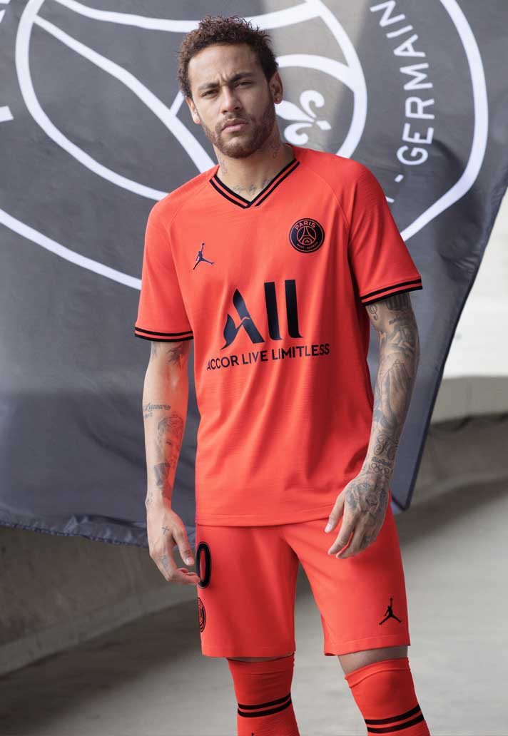 save off 965f4 e8983 PSG x Jordan Launch 2019/20 Away Kit - SoccerBible