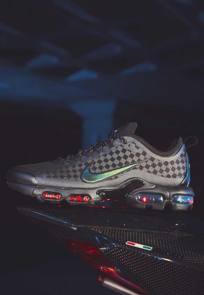 Nike Launch Fresh Mercurial TN Sneakers - SoccerBible