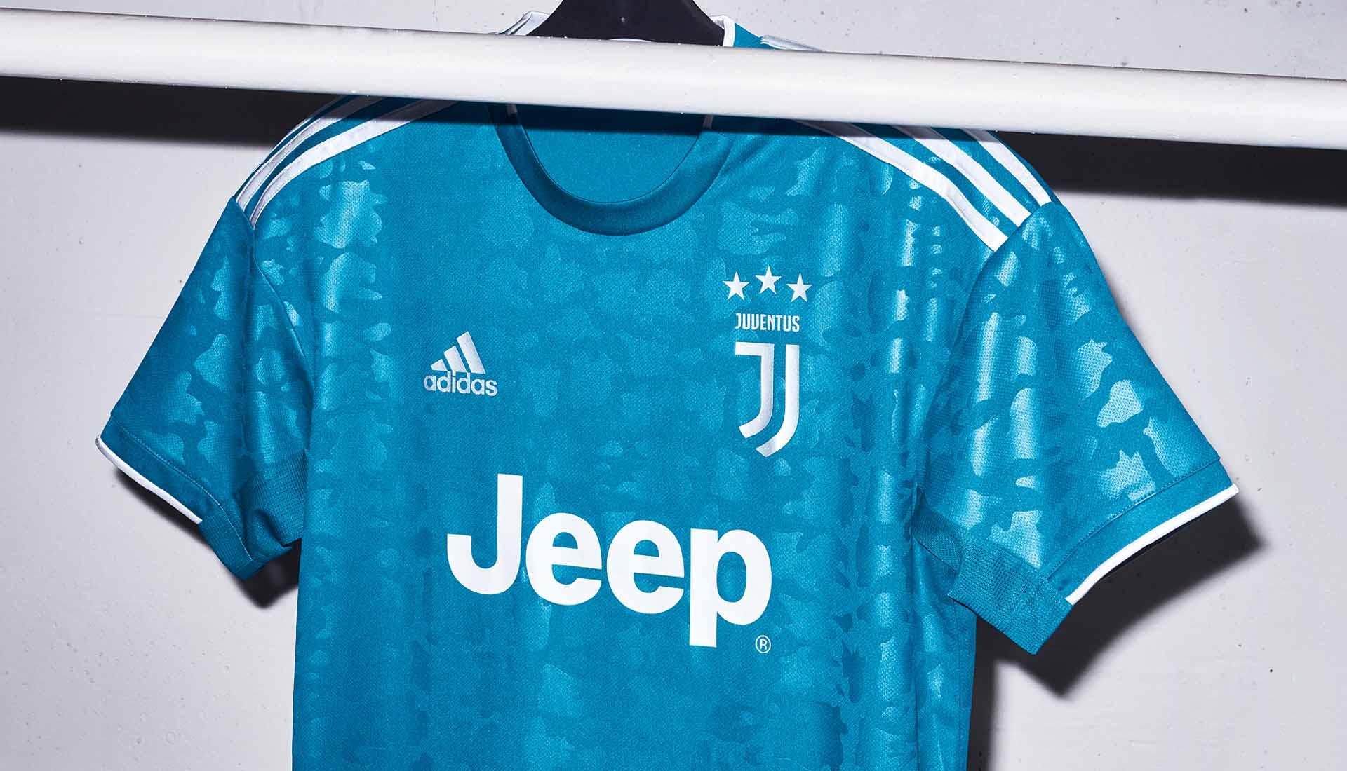 newest d2590 cec0a adidas Unveil Juventus 2019/20 Third Shirt - SoccerBible
