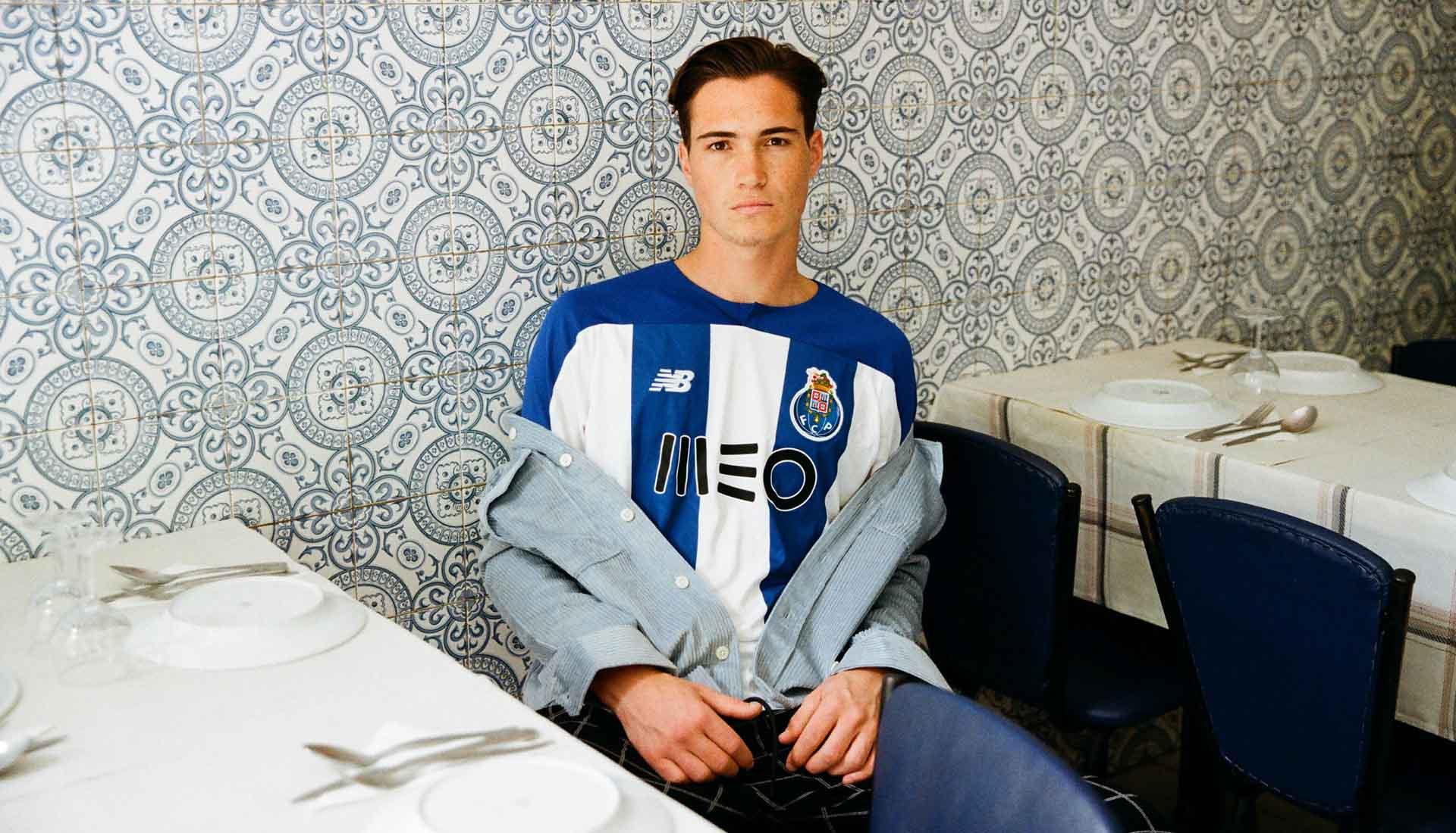 New Balance Talk FC Porto Kits In 19/20 Lookbook - SoccerBible