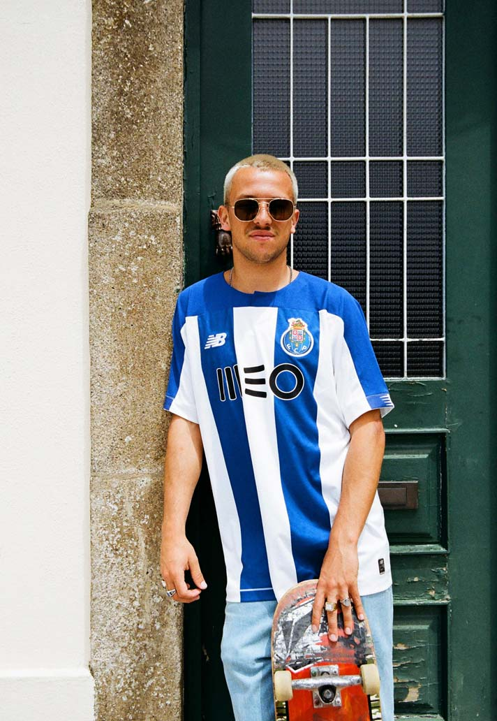 official photos ccd83 69568 New Balance Talk FC Porto Kits In 19/20 Lookbook - SoccerBible