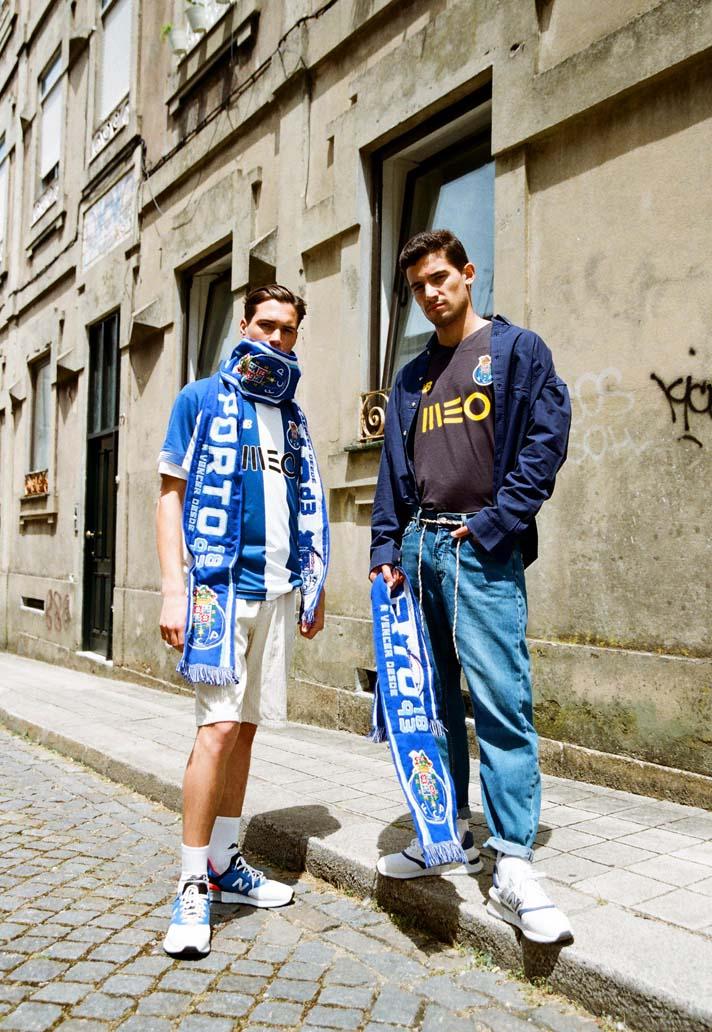 malicioso girasol raspador  New Balance Talk FC Porto Kits In 19/20 Lookbook - SoccerBible