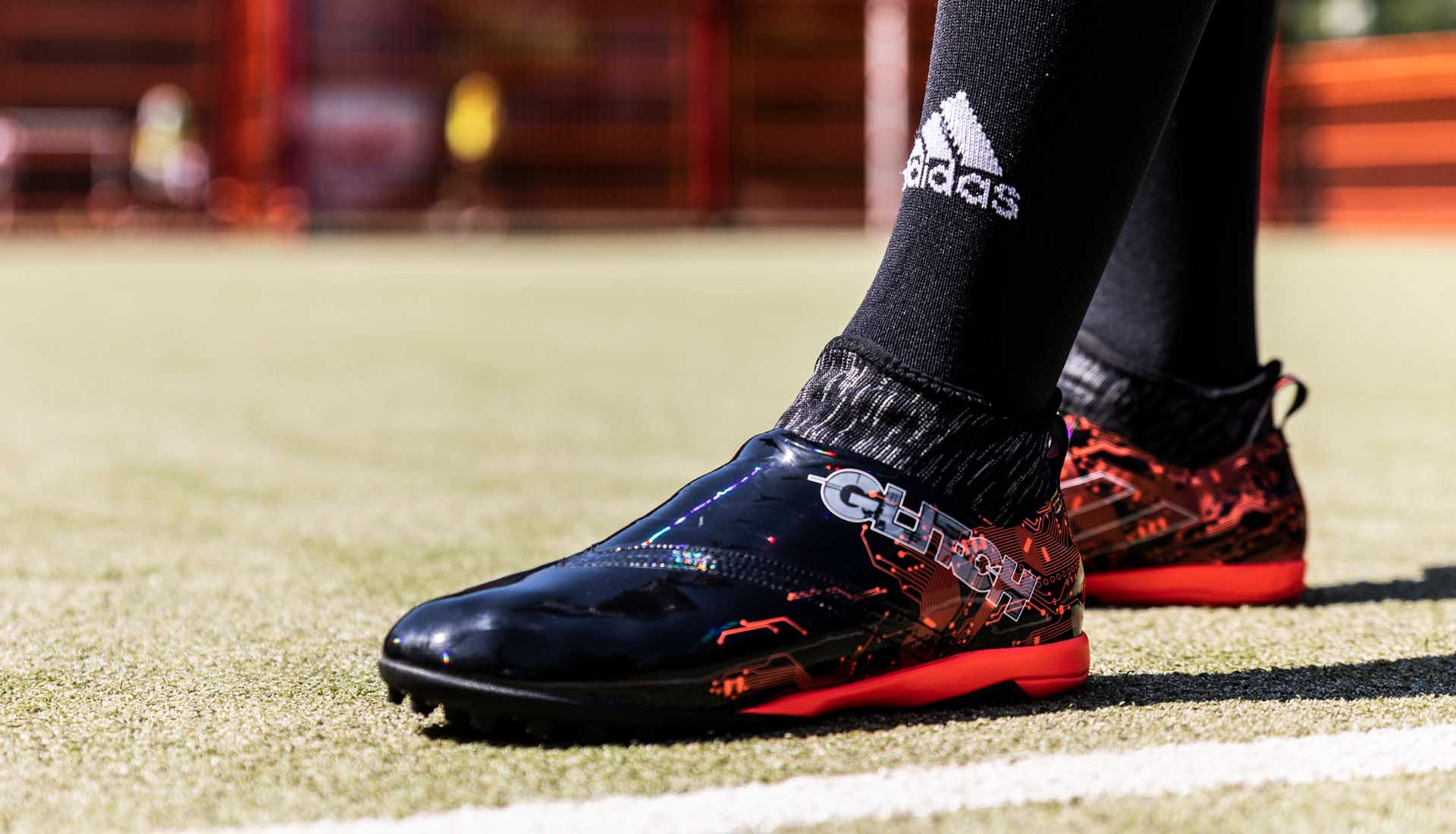 adidas Bring An End To The Glitch Series - SoccerBible