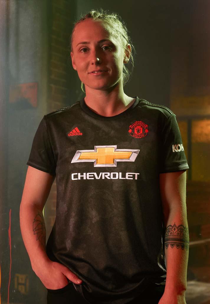 Adidas Launch Manchester United 2019 20 Third Shirt Soccerbible
