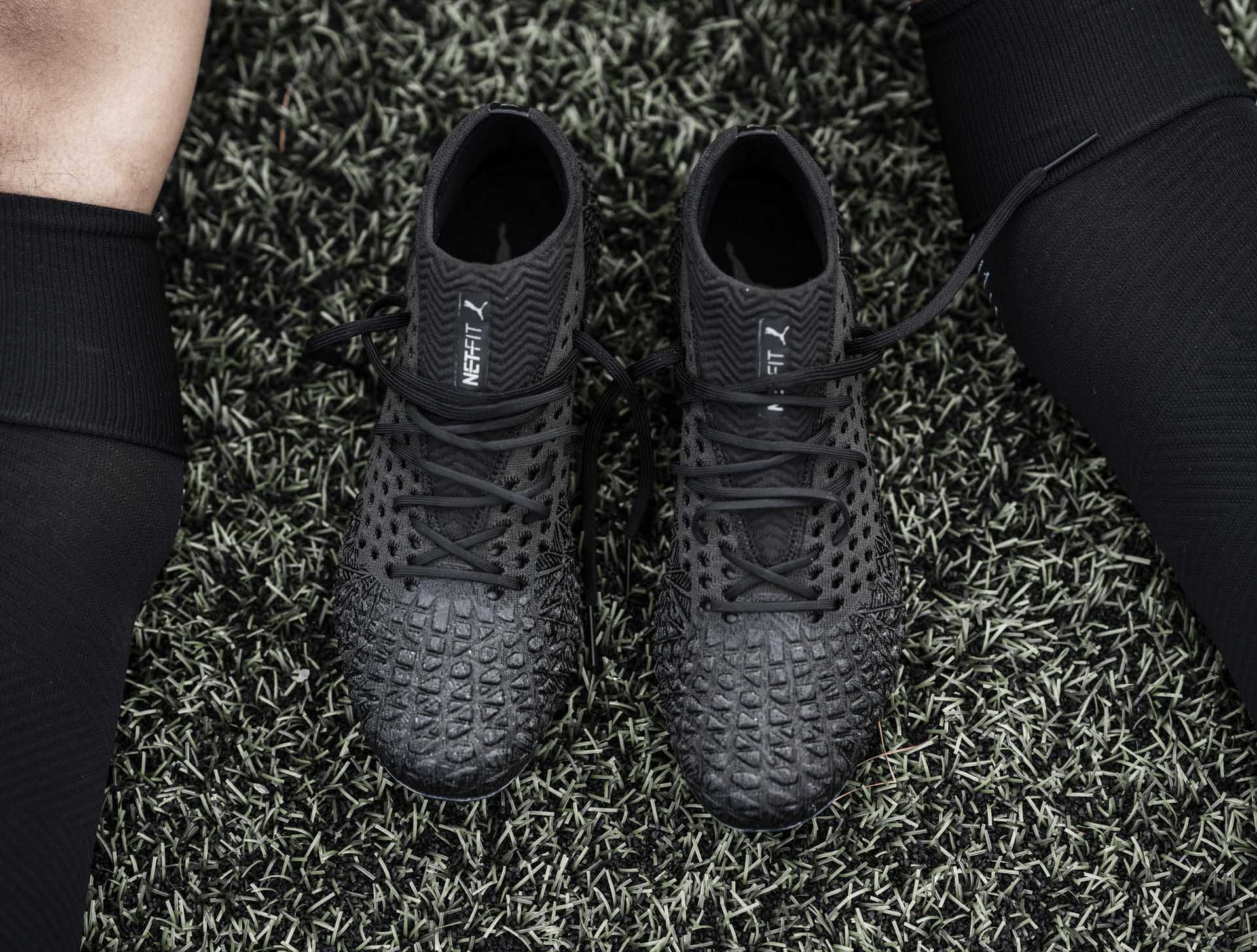 Laced Up: PUMA Future 4.1 Review - SoccerBible