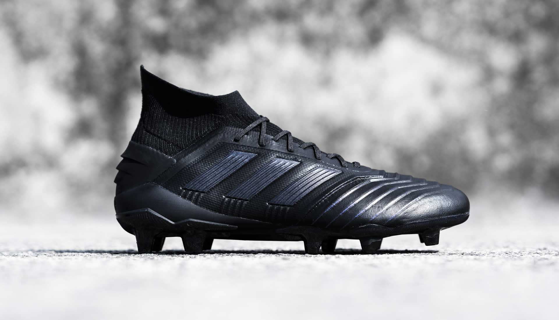 adidas Predator 19.1 FG Leather Soccer Cleats | Soccer Village