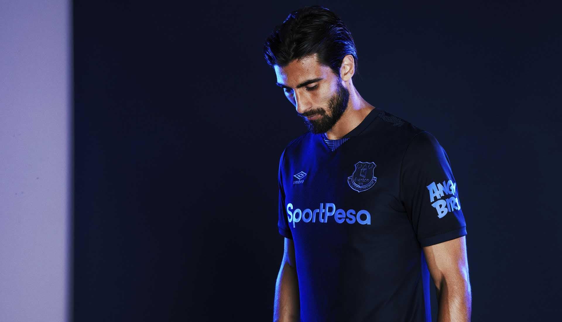 uk availability 4c1ed dd5de Umbro Launch Everton 2019/20 Third Shirt - SoccerBible