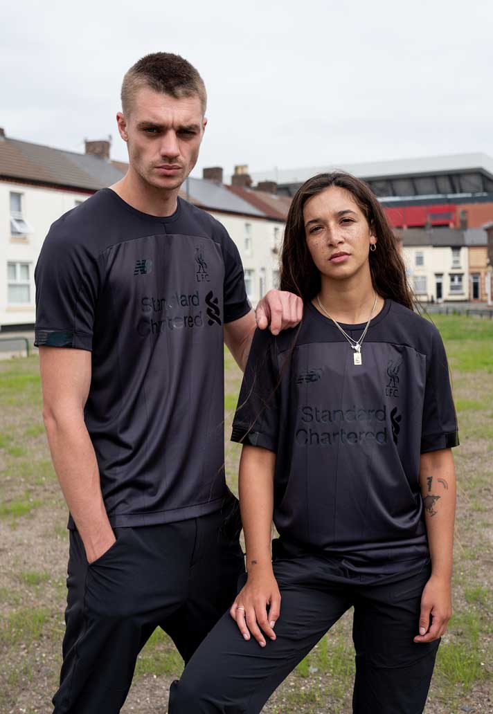 New Balance Launch Limited Edition Liverpool 1920 Blackout