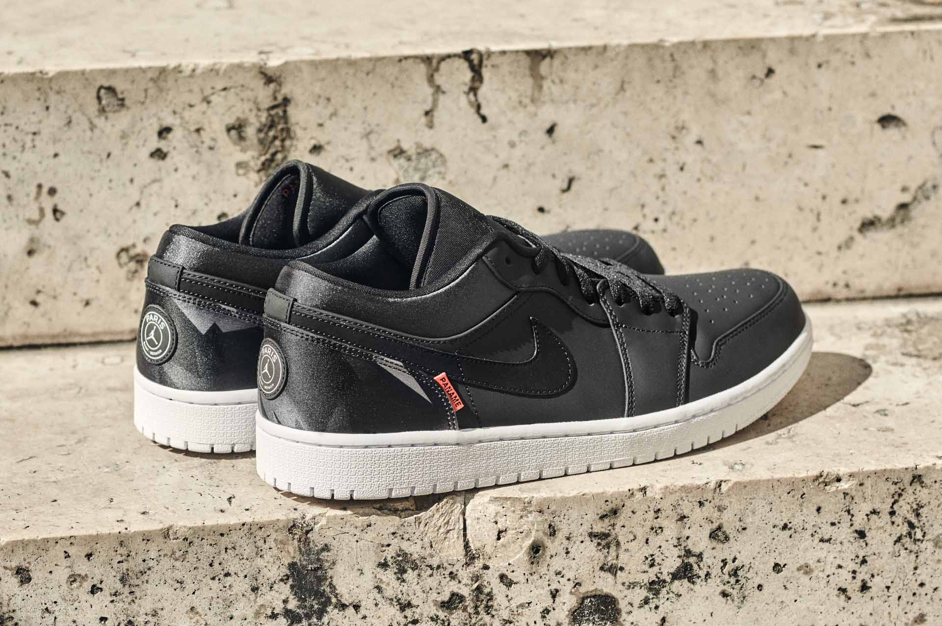 best service 581ef 2e645 The PSG x Air Jordan 1 Low Has Just Dropped - SoccerBible