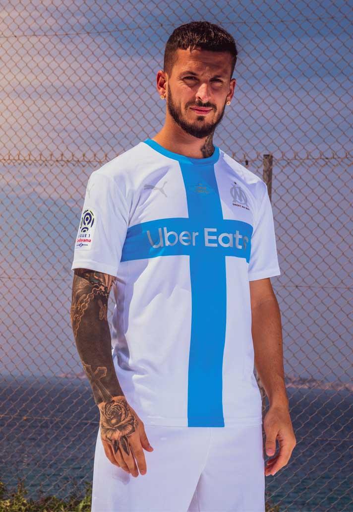 Puma Launch Marseille 120th Anniversary Jersey Soccerbible