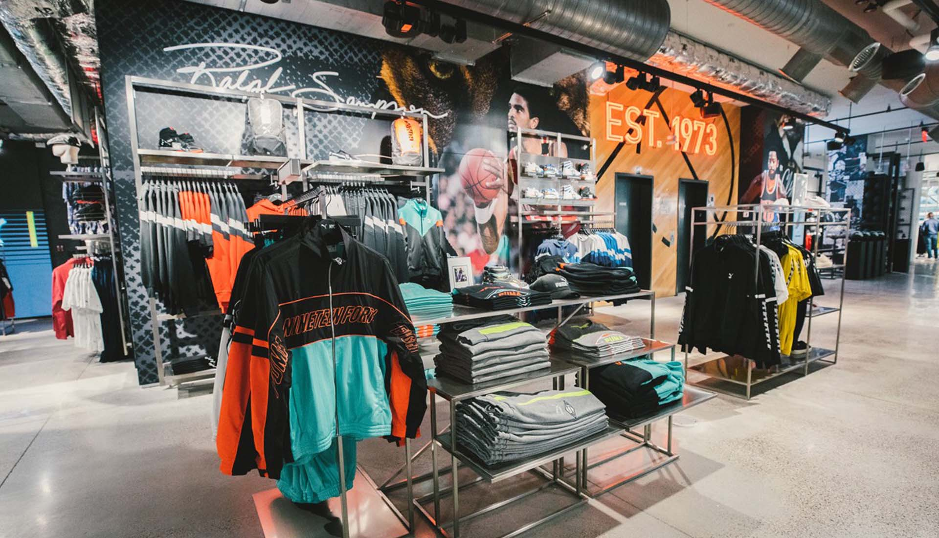 A Look Inside PUMA's NYC Flagship Store - SoccerBible