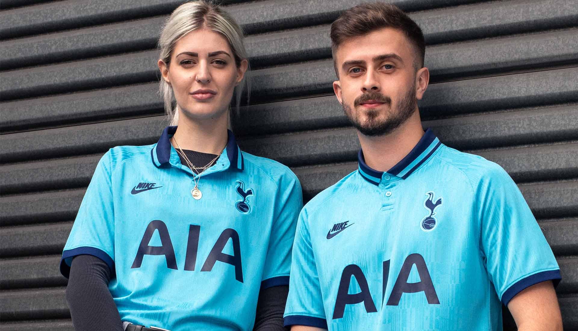 Nike Launch The Tottenham 2019 20 Third Shirt Soccerbible