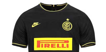 best sneakers e8ad8 c1a9c Nike Launch The Inter Milan 2019/20 Third Shirt - SoccerBible